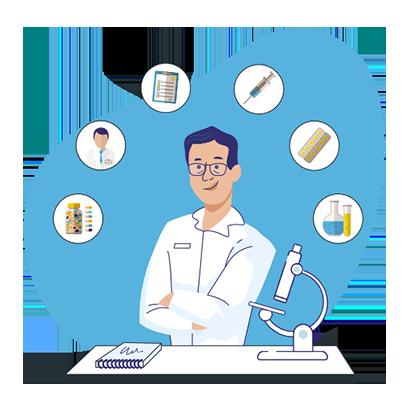 bloc qualité ACM Pharma