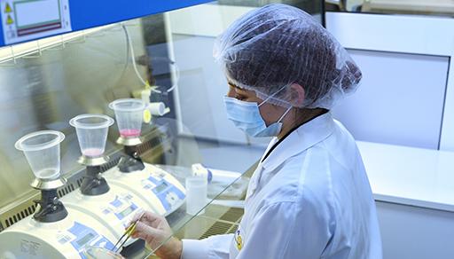 Technicien(ne) microbiologiste (H/F) – CDI